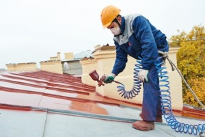 Peinture de toiture Bourgbarre