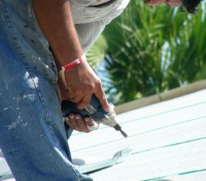 Réparation de toiture 35